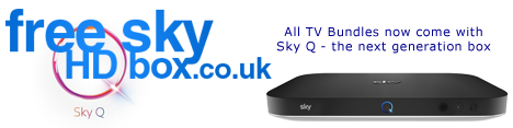 Free Sky Q Box - Free Sky Installation - Sky Q Deals